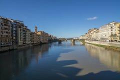 Paisagem de Fabolous a Florença fotos de stock royalty free