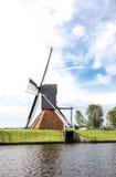 Paisagem de Friesland Imagens de Stock