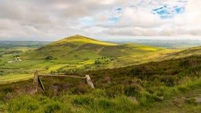 Paisagem de Galês em Llyn Peninsula fotografia de stock royalty free