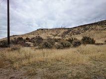 Paisagem de Idaho Fotos de Stock Royalty Free
