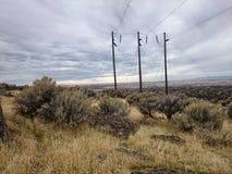 Paisagem de Idaho Foto de Stock