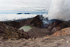Paisagem de Kamchatka. Imagens de Stock Royalty Free