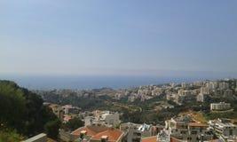 Paisagem de Líbano Fotografia de Stock