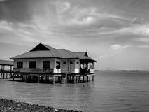 Paisagem de Malásia Pulau Penang fotografia de stock royalty free