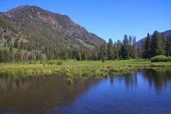 Paisagem de Montana imagem de stock