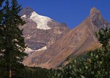 Paisagem de Montanhas Rochosas Fotos de Stock Royalty Free