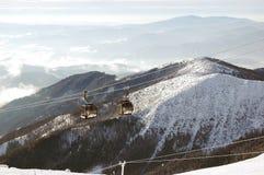 Paisagem de Mountaing no recurso de Jasna Imagem de Stock Royalty Free