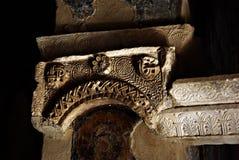 Paisagem de Mystras Imagem de Stock
