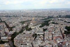 Paisagem de Paris Imagens de Stock Royalty Free