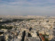 Paisagem de Paris Imagem de Stock