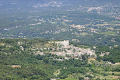 Paisagem de Provence Fotos de Stock Royalty Free