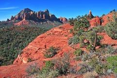 Paisagem de Sedona, o Arizona Imagem de Stock