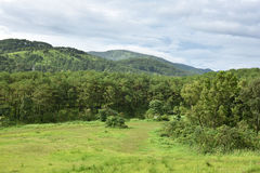 Paisagem de Shillong Foto de Stock Royalty Free