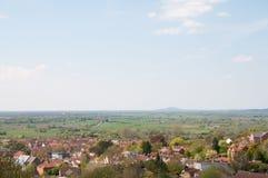 Paisagem de Somerset Foto de Stock Royalty Free