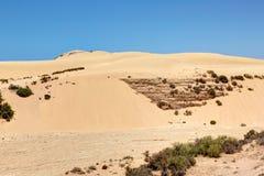Paisagem de Tamri perto de Imsouane - Marrocos Imagem de Stock Royalty Free