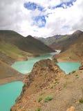 Paisagem de Tibet Imagem de Stock