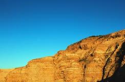 Paisagem de Torrey Pines State Park, San Diego fotos de stock royalty free