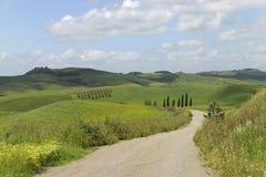 Paisagem de Tuscan Imagens de Stock
