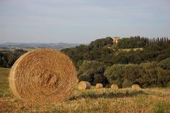 Paisagem de Tuscan Fotografia de Stock