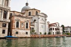 Paisagem de Veneza Imagem de Stock