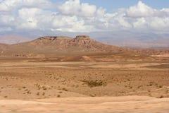 Paisagem do deserto Imagens de Stock Royalty Free
