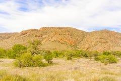 Paisagem do deserto de Namib em Namíbia Imagem de Stock Royalty Free