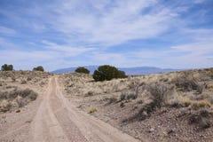 Paisagem do deserto do sudoeste foto de stock royalty free