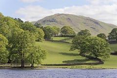 Paisagem do distrito do lago Imagem de Stock Royalty Free