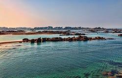 Ajardine em Brittany Fotografia de Stock Royalty Free
