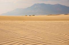 Paisagem do fundo do deserto imagem de stock