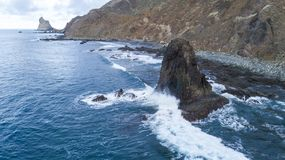 Paisagem do mar imagem de stock royalty free