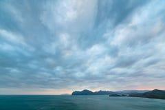 Paisagem do mar Fotos de Stock Royalty Free