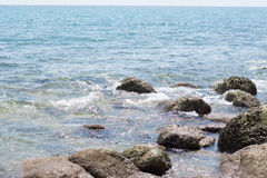 Paisagem do mar Imagem de Stock