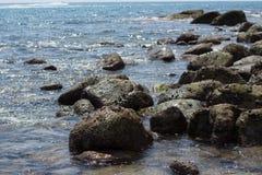 Paisagem do mar Fotografia de Stock