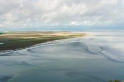 Paisagem do mar e do litoral fotos de stock royalty free