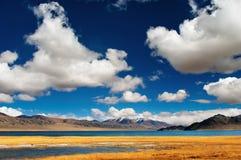 Paisagem do Mongolian fotos de stock