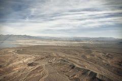 Paisagem do Mountain View Fotos de Stock Royalty Free