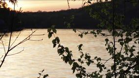 Paisagem do norte do lago vídeos de arquivo