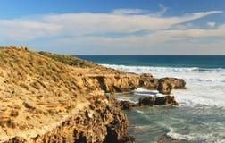 Paisagem do oceano Imagens de Stock Royalty Free