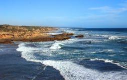 Paisagem do oceano Fotos de Stock