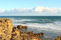Paisagem do oceano Fotografia de Stock
