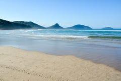 Paisagem do oceano Foto de Stock Royalty Free