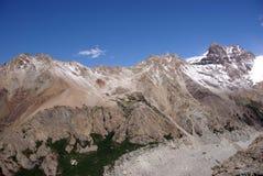 Paisagem do Patagonia Fotografia de Stock