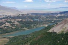 Paisagem do Patagonia Imagens de Stock