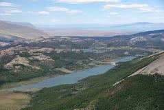 Paisagem do Patagonia Imagem de Stock Royalty Free
