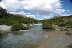 Paisagem do Patagonia Imagens de Stock Royalty Free