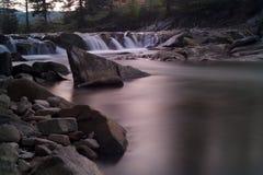 Paisagem do rio Foto de Stock Royalty Free