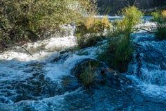 Paisagem 2 do rio de Tumwater Imagens de Stock