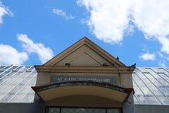 Paisagem do telhado Imagem de Stock Royalty Free