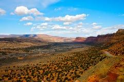 Paisagem do vale do monumento Imagem de Stock Royalty Free